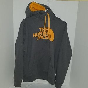 North Face hoodie size L